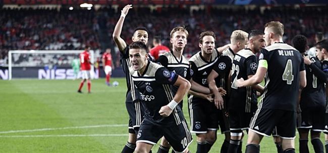 Foto: Dit is wat de Portugezen van Ajax vinden: 'Grote held'
