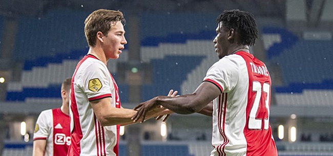 Foto: 'Sparta krijgt meteen Ajax-antwoord over transfer Traoré'