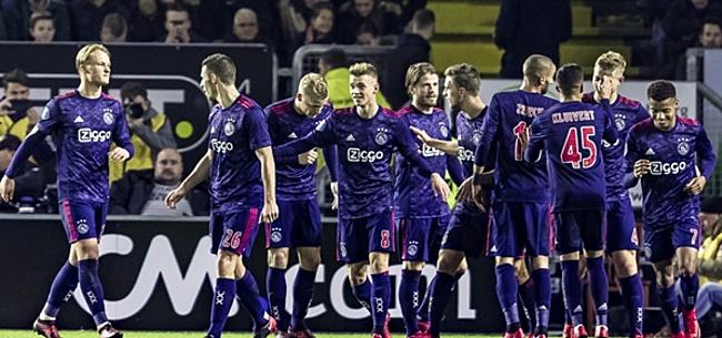 Foto: Italiaans medium: Ajax is bereid sterspeler te verkopen