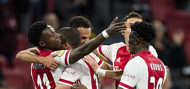 Foto: 'Domper voor Ajax: winters afscheid stap dichterbij'