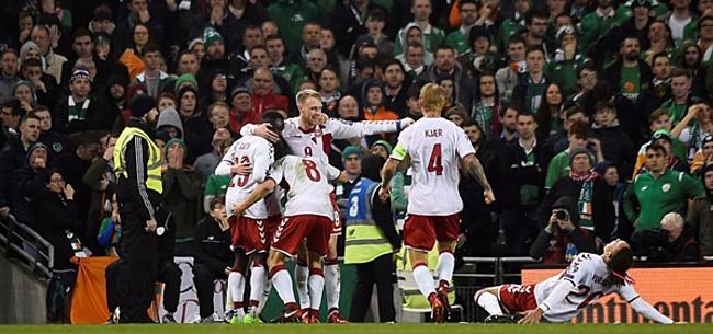 Foto: Ajacied en Feyenoorder opgenomen in selectie Denemarken