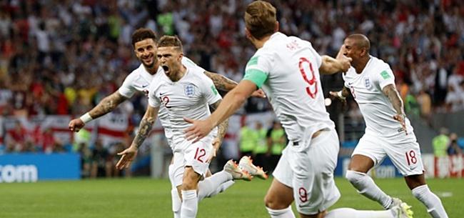 Foto: Kijkers Kroatië-Engeland halen keihard uit: 'Kan gewoon echt niet meer'