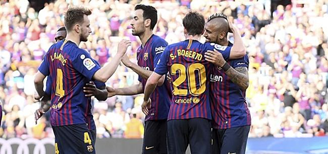 Foto: Spaanse transferbom: 'Barcelona wil Real beroven van gewenste topaankoop'