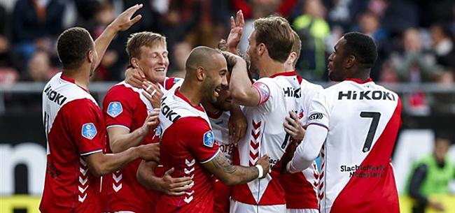 Foto: Utrecht in de eigen Galgenwaard te sterk voor sc Heerenveen