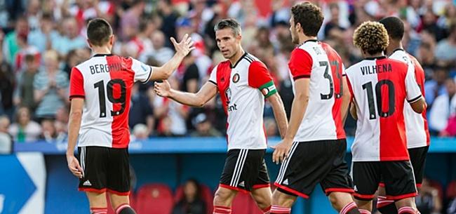 Foto: Feyenoord snapt helemaal niets van beoogde nieuwe FIFA-regels