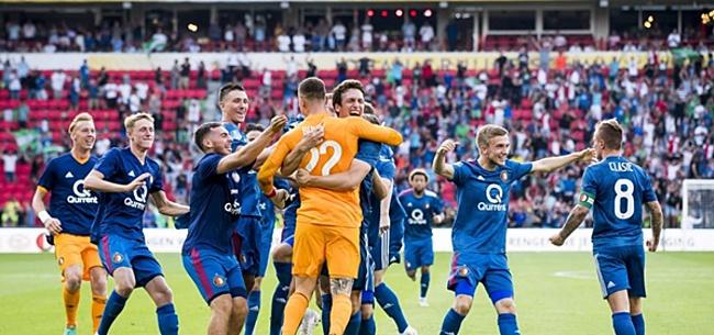 Foto: 'Opstelling Feyenoord: Van Bronckhorst zorgt voor verrassing'