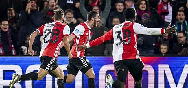 Foto: 'Feyenoord kampt met groot dilemma na keiharde 'nee''