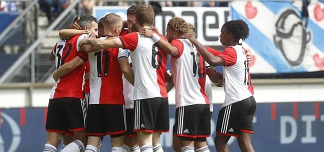 Foto: Waarschuwing voor Feyenoord: