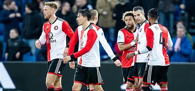 Foto: 'Feyenoord presenteert nieuwe trainer binnen twee weken'