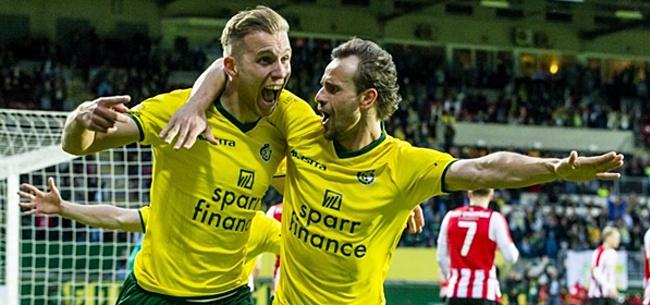 Foto: Fortuna Sittard dwingt promotie naar Eredivisie af met winst op Jong PSV