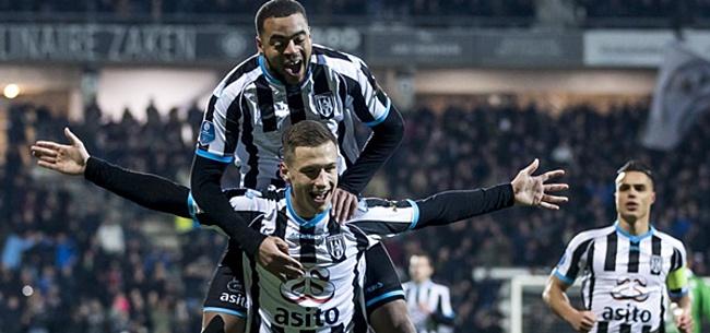 Foto: Heracles verrast en haalt verdediger Schalke naar Almelo