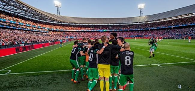Foto: Feyenoord heeft slecht nieuws voor eigen fans