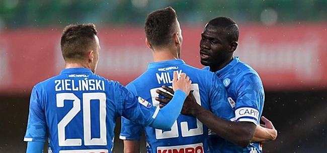Foto: Juventus nog geen kampioen na makkelijke zege Napoli