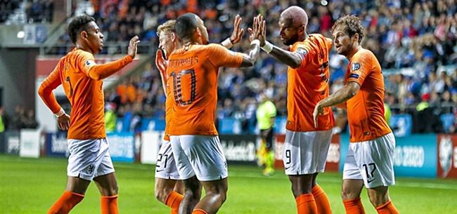 Foto: Enorme verbazing over Oranje-sterspeler: 'Hoe kan dit in godsnaam?'