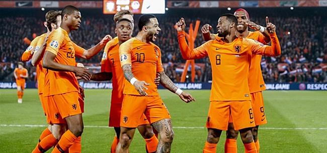 Foto: De transferzomer van de Oranje-internationals: wie gaan er verkassen?