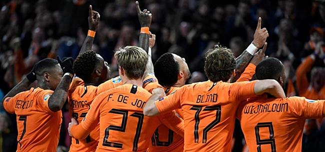 Foto: Buitenlandse kranten oordelen: 'Hij toonde zijn talent bij Oranje'