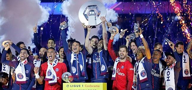 Foto: 'PSG mag opgelucht ademhalen na onderzoek UEFA'