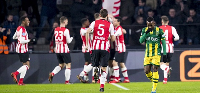 Foto: PSV'er wordt klaargestoomd voor topper tegen Feyenoord