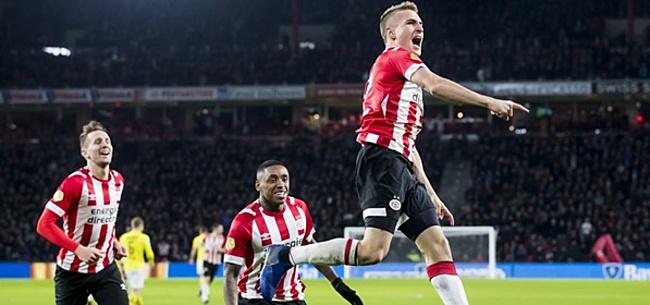 Foto: 'Van Bommel moet hem er nog niet bij zetten, dan wordt het te jong'