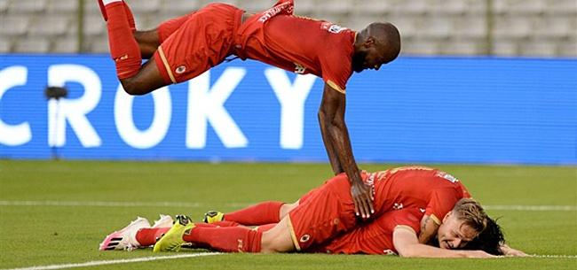 Foto: Royal Antwerp stunt en geeft Club Brugge het nakijken in finale