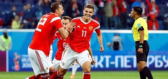 Foto: Ervaren Rus stopt met voetballen na uitschakeling tegen Kroatië