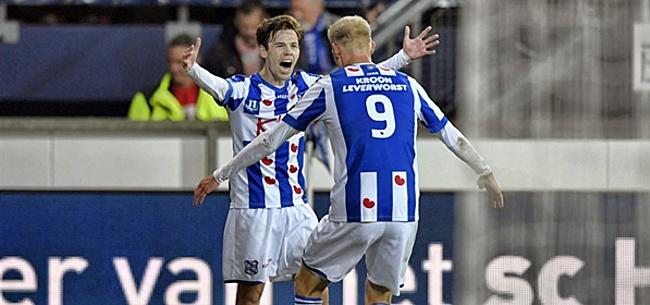 Foto: 'Heerenveen haalt in januari nieuwe spits naar Eredivisie'
