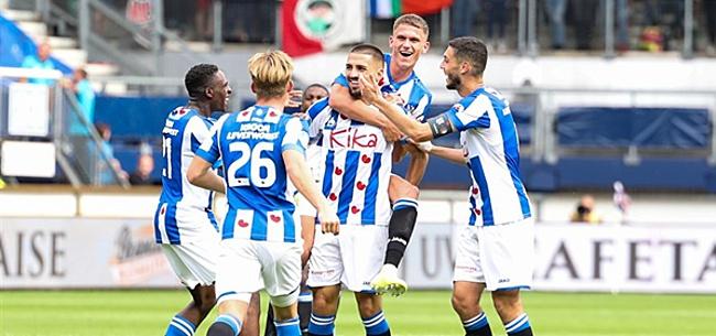 Foto: 'Spaans papierwerk voorkomt late deal Heerenveen'