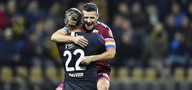 Foto: Vitesse beleeft beste seizoensstart ooit: 'Maar ik kijk niet naar records'