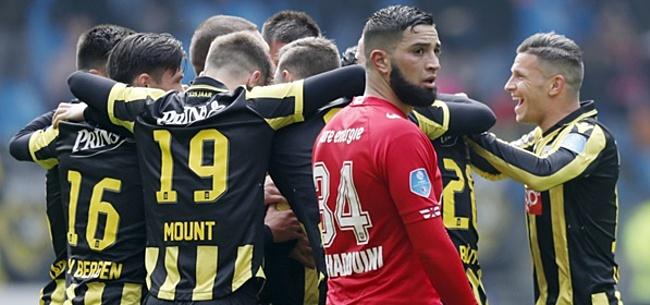 Foto: 'Conditietrainer verziekte sfeer bij Vitesse en nam Fraser mee in zijn val'