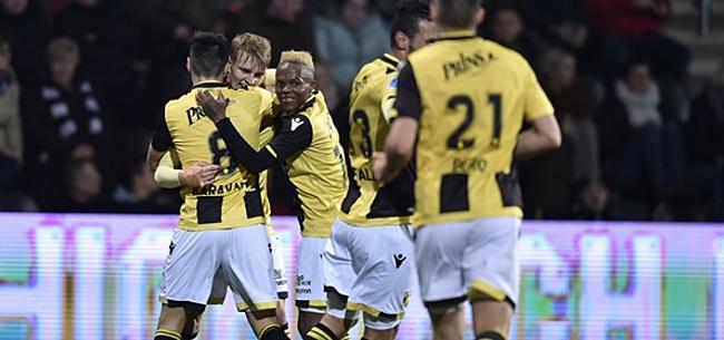 Foto: Vitesse mazzelt: sterkhouder slechts één duel geschorst