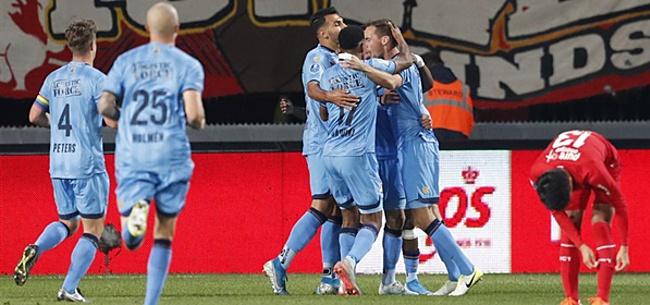 Foto: Willem II krijgt Grolsch Veste stil en wint van Twente