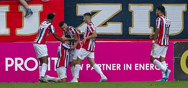 Foto: Mats Köhlert goud waard voor Willem II, winst op Emmen