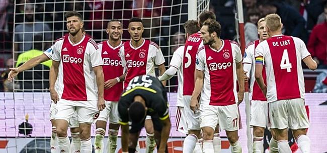 Foto: 'FC Barcelona zorgt voor schok bij Ajax: razendsnelle deal het doel'