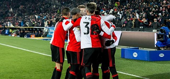Foto: Feyenoorder blikt vooruit op bekerfinale: 'Wie de favoriet is?'