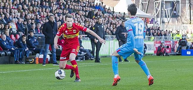 Foto: Twente dankt blunderende Verhulst en kan Eredivisie ruiken