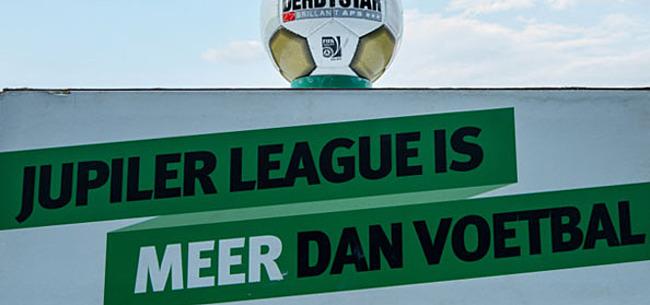 Foto: Vierde official onwel voorafgaand aan wedstrijd Jong Ajax