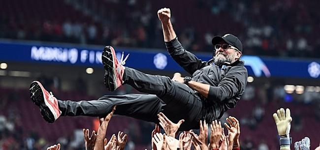 Foto: Bayern trekt aan Klopp: 'Maar ik heb een langlopend contract'