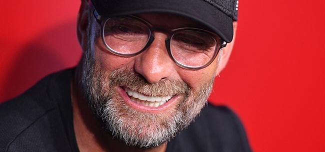 Foto: Klopp door FIFA verkozen tot Coach van het Jaar