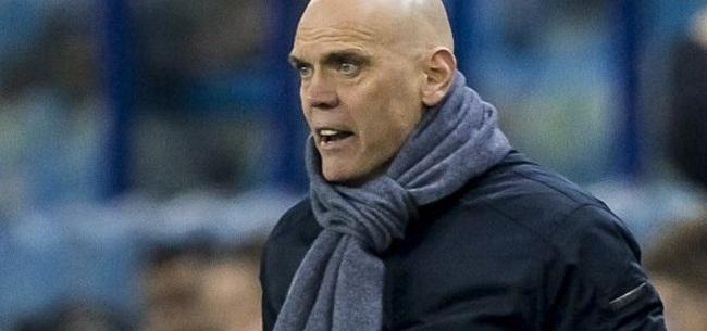 Foto: 'Heerenveen heeft zeker twee trainers op de korrel'