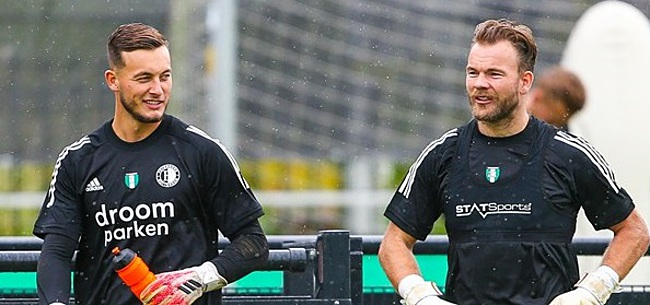 Foto: Feyenoord heeft potentiële nieuwe doelman op proef