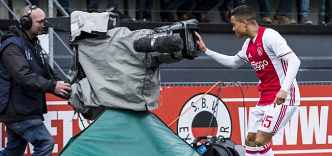 Foto: 'Ajax heeft rasvoetballers, bij PSV mis ik iets'