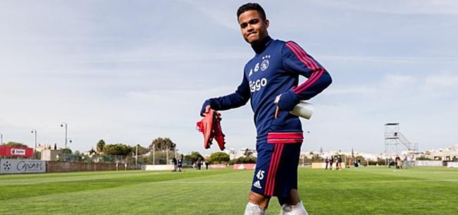 Foto: Kluivert zinspeelt op transfer naar topcompetitie