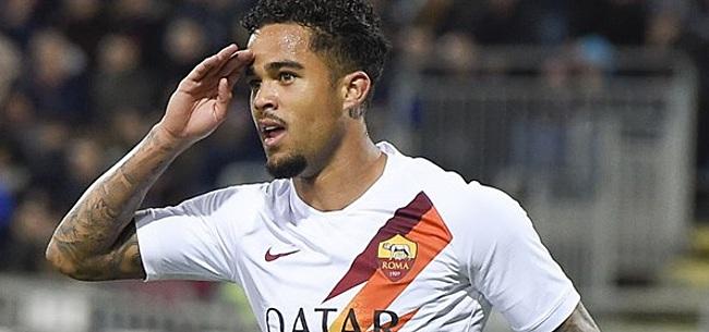 Foto: 'AS Roma haalt concurrent voor Kluivert binnen'