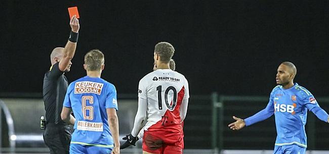 Foto: FC Volendam loopt nieuwe averij op door Jong Utrecht
