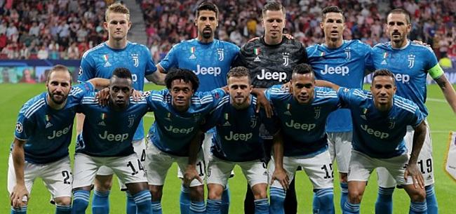 Foto: Kijkers Atlético - Juventus schrijven massaal hetzelfde over Matthijs de Ligt