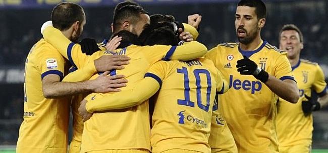 Foto: Veelbesproken Dybala bezorgt Juventus zege bij Hellas