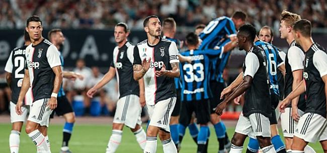 Foto: De Ligt speelt direct topper in eerste thuisduel in Serie A