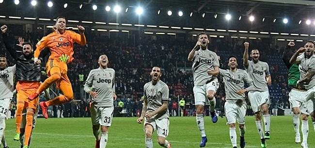 Foto: Amsterdam neemt maatregelen vanwege bezoek Juventus-fans