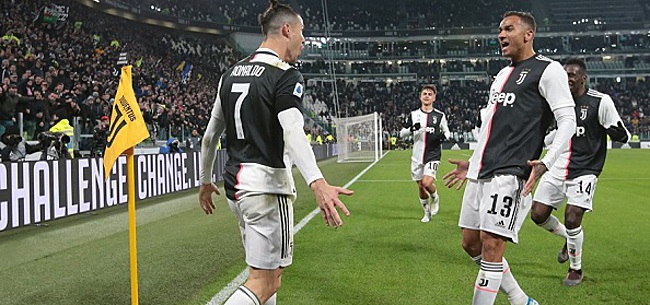 Foto: Ronaldo vergroot titelkansen Juventus met dubbelslag