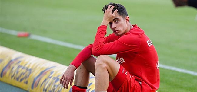 Foto: Hoeness voorspelt: 'Kai Havertz onhaalbaar voor Bayern'